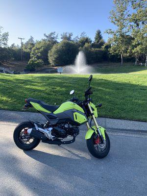 2018 Honda Grom for Sale in Salinas, CA