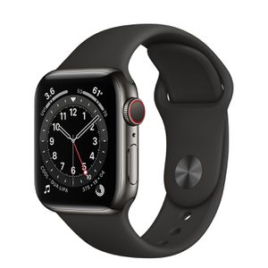 Apple Watch Series 6 - 40 mm - Graphite Stainless Steel - BRAND NEW for Sale in Ladera Ranch, CA