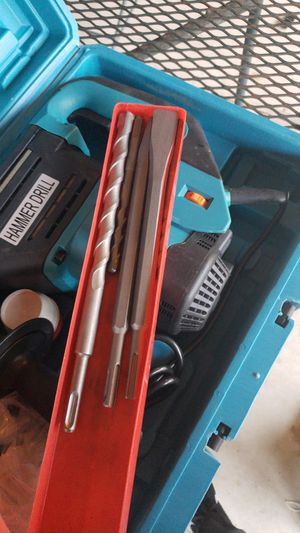 Makita hammer drill for Sale in Tyler, TX