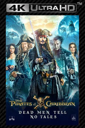 4K Pirates of the Caribbean — Dead Men Tell No Tales — iTunes for Sale in Cerritos, CA