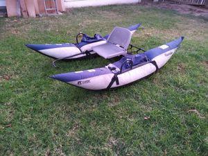 Roanoke 1 person pontoon boat for Sale in Pomona, CA