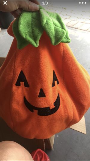 18-24 month pumpkin costume for Sale in Kissimmee, FL