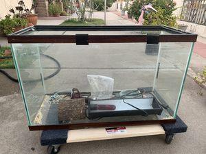 30 Gallon Reptile or Small Animal Tank for Sale in San Bernardino, CA