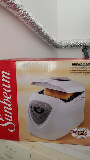 SUNBEAM Bread Maker for Sale in Santa Ana, CA