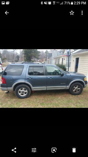 02 Ford Explorer $1600 for Sale for sale  Rex, GA
