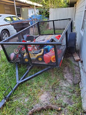 Utility trailer for Sale in Houston, TX