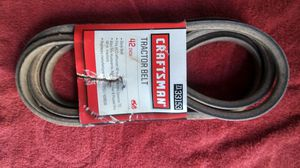 "Craftsman 42"" tractor belt 71 33153 new for Sale in Eustis, FL"