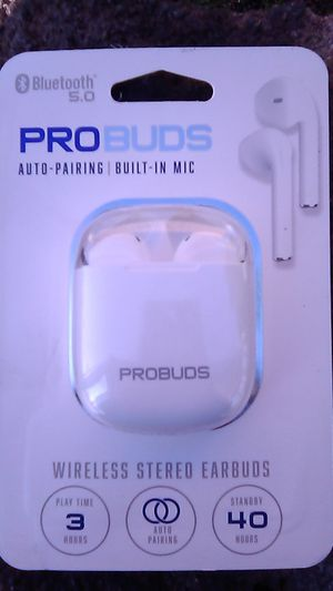 Fkin PRO BUDS BLUETOOTH HEADPHONES for Sale in Fresno, CA