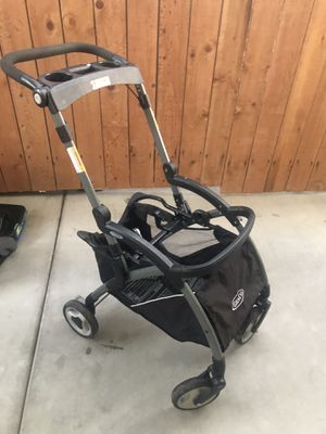 Graco car seat and stroller for Sale in Rowland Heights, CA