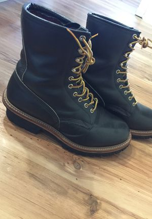Red Wing leather boots for Sale in Fort Wayne, IN