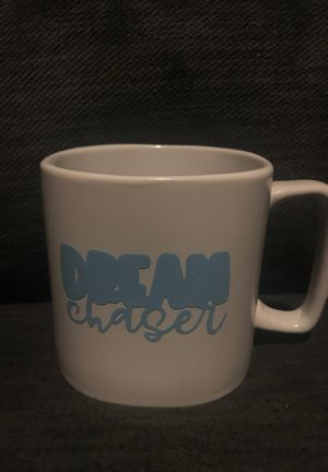 Dream chaser coffee cup for Sale in Centreville, VA