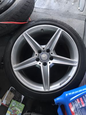 "Mercedes Benz AMG Rim 18"" for Sale in Middletown, OH"