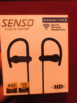 Senso wireless headphones for Sale in Indianapolis, IN