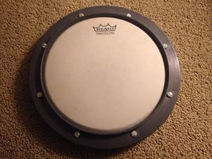 REMO 8 inch drum practice pad like new for Sale in Seattle, WA