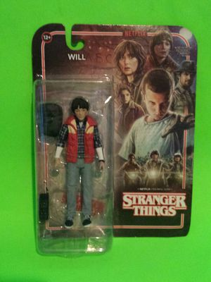 Stranger things WILL figure new sealed for Sale in Azusa, CA