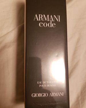 Men Cologne Armani Code for Sale in Memphis, TN