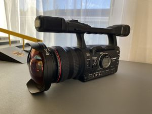 Canon XHA1 Video Camera Bundle for Sale in Coos Bay, OR