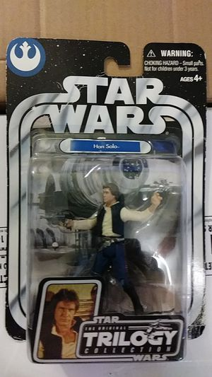 Han Solo the original trilogy collection Star Wars for Sale in Portland, OR