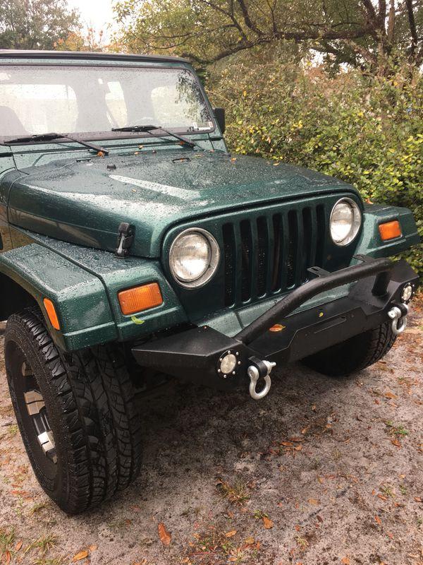 Jeep 1999 4 x4 2,5 tj