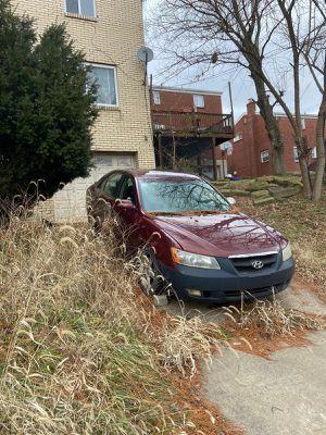 Hyundai Sonata for parts for Sale in Castle Shannon, PA