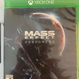 Mass Effect Andromeda - Xbox One for Sale in Corona, CA