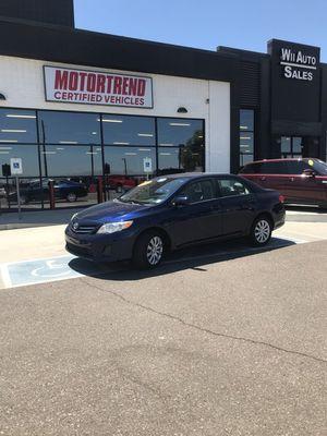 2013 Toyota Corolla for Sale in Avondale, AZ