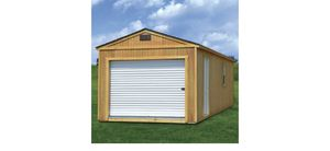12x32 Custom Amish Built Storage Barn for Sale in Plainfield, IN