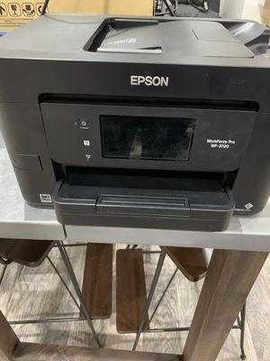 Epson WF-3720 Printer for Sale in Washington, DC