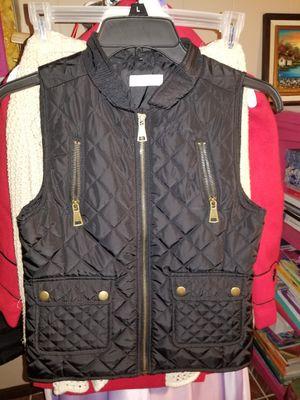 I ❤ pinc black vest for Sale in Snellville, GA