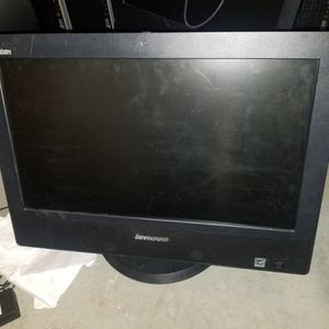 LENOVO THINKCENTRE M73Z ALL IN ONE DESKTOP INTEL CORE i5 3.2GHZ 8GB 500GB WEBCAM DVDRW WIFI WINS 10 for Sale in Laurel, MD