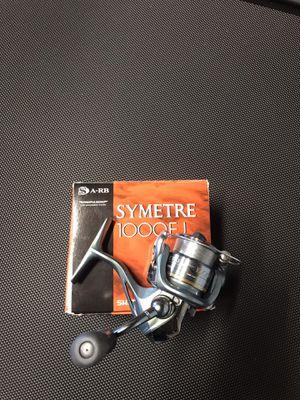 Shimano Symetre 1000 FJ Fishing Reel for Sale in Santa Ana, CA