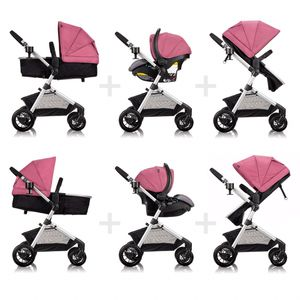 Even flo car seat/stroller set for Sale in Bakersfield, CA