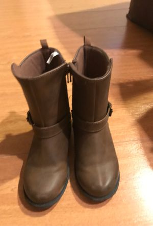 Girls size 10c boots for Sale in Las Vegas, NV