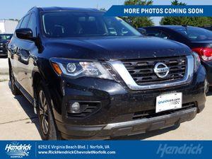 2017 Nissan Pathfinder for Sale in Norfolk, VA
