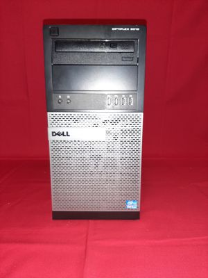 Dell Computer Tower for Sale in Clinton, IA