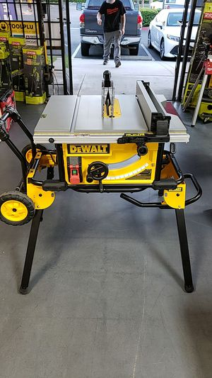 Dewalt DWE7491 table saw for Sale in Westminster, CA