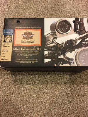 Harley-Davidson Tachometer Softail Sportster Brand New for Sale in Alexandria, VA
