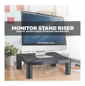 NEW Ergonomic Computer Monitor Screen Stands / Risers Adjustable Height for Sale in Vancouver, WA