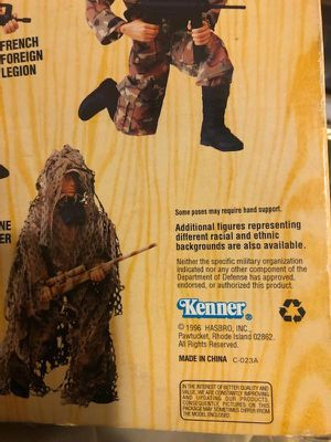 G.I Joe marine action figure never opened for Sale in Austin, TX