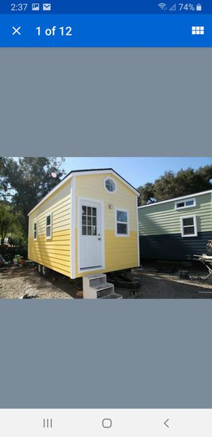 9 x 22 TINY HOUSE FULL LOFT BATHROOM AND KTICHEN for Sale in Solana Beach, CA