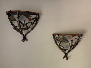 Decorative Wall Shelf - set of 2 for Sale in Battle Ground, WA