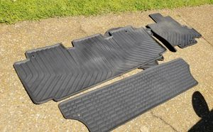 Honda Odyssey rubber floor mats for Sale in Franklin, TN