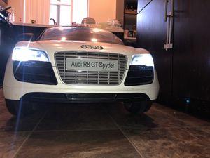 Toddler Audi R8 GT Spyder for Sale in Buena Park, CA