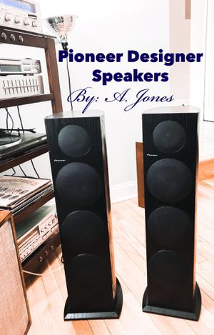 Pioneer Designer Speakers for Sale in Silver Spring, MD