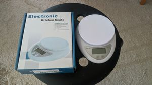 Electronic Kitchen Scale for Sale in Adelphi, MD