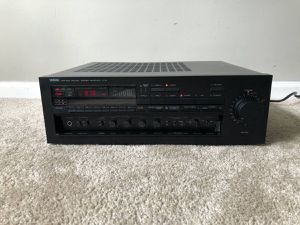 Yamaha Home Stereo Audio Am Fm Radio Tuner Receiver for Sale in Mount Prospect, IL