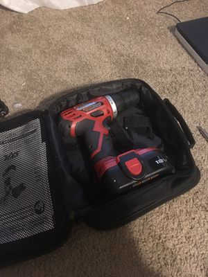 Skil 18V Drill for Sale in Conway, AR