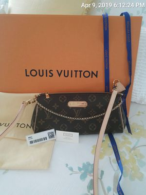 Louis vuitton Eva crossbody Monogram NEW for Sale in Nuevo, CA