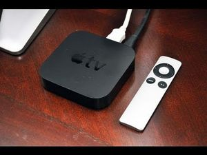 Apple TV 3rd Generation Media Streamer (A1469) Excellent Condition. for Sale in Federal Way, WA