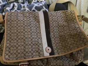 old coach bag and wallet for Sale in San Lorenzo, CA